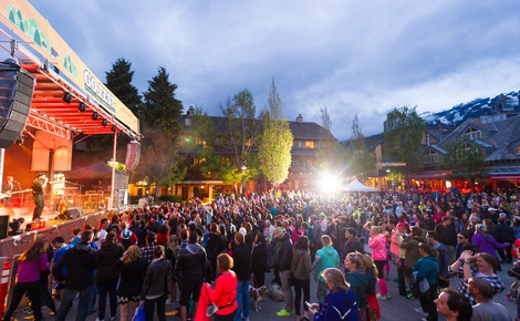 Go Fest - Whistler's Great Outdoors Festival - Accommodation Elevate Vacations
