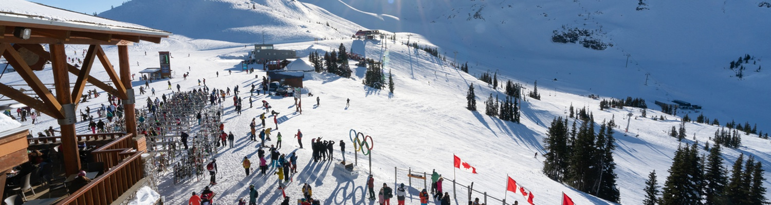 Speing Break Whistler Accommodations Deals and Savings, Canada - By Elevate Vacations