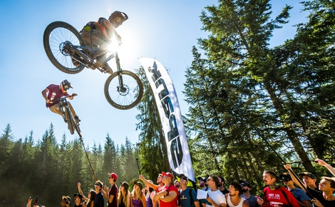 Crankworx Whistler - Accommodation Elevate Vacations Whistler