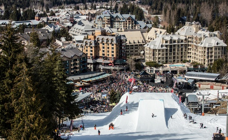 Whistler World Ski & Snowboard Festival - Accommodation Elevate Vacations Whistler BC