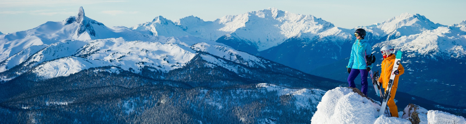 Whistler Canada Blackcomb Mountain