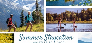 Whistler Summer Staycation Offer
