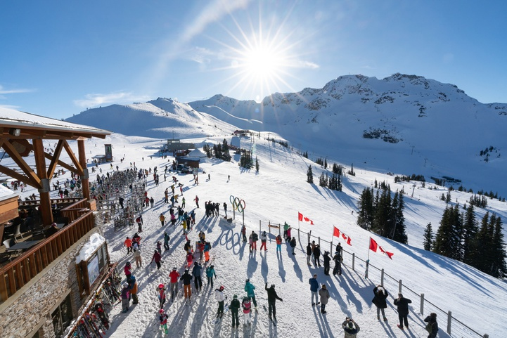 Whistler Skiing in Spring - Whistler BC, Elevate Vacations