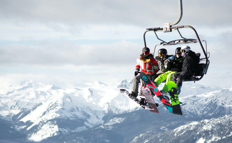Elevate Vacations - Whistler Blackcomb Canada