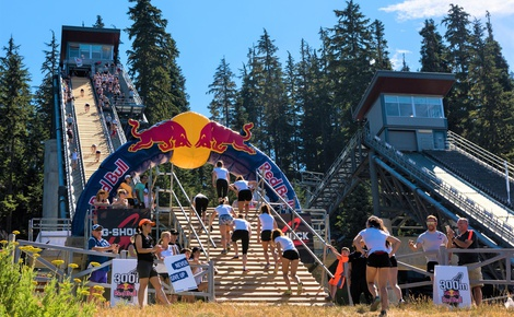 Red Bull 400 Whistler Event - Accommodation Elevate Vacations
